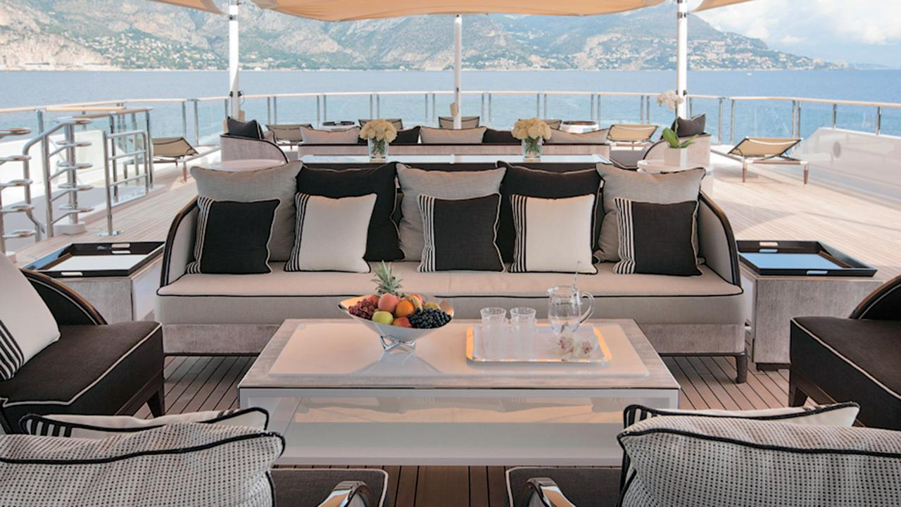 Top design features found on the world s largest yachts for Largest private boat