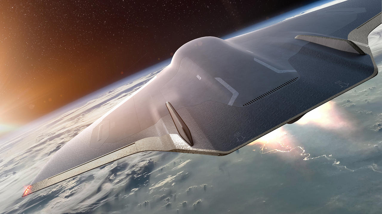 The Most Amazing Private Jet Concepts  Boat International