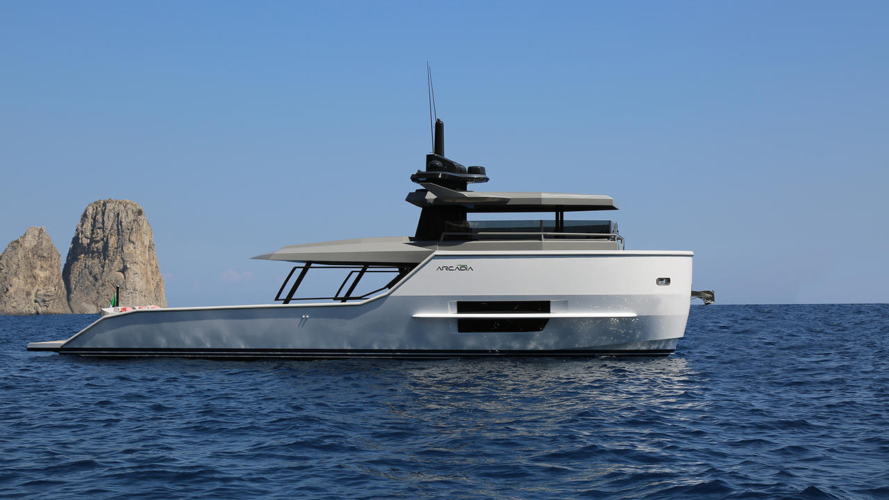The best superyacht support vessels boat international for Daamen interieur