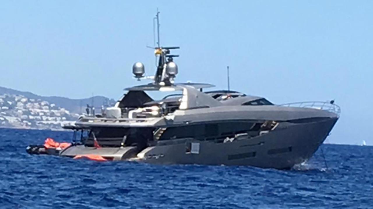 M. Fusion The Boat