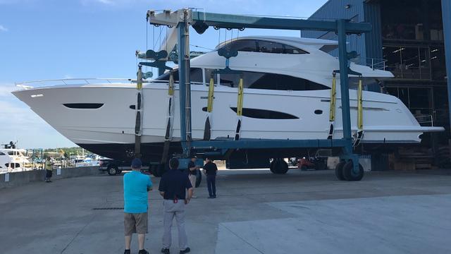 Viking has launched new motor yacht Viking 93, Yachts in Croatia