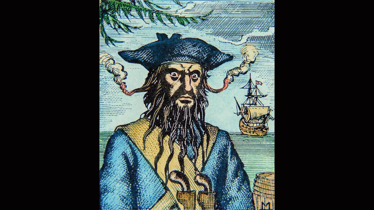 10 Brutal Facts About The Legendary Pirate Blackbeard