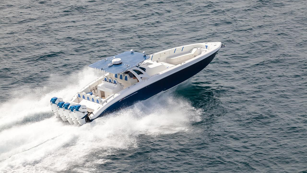 The World 39 S Fastest Superyacht Tenders Boat International