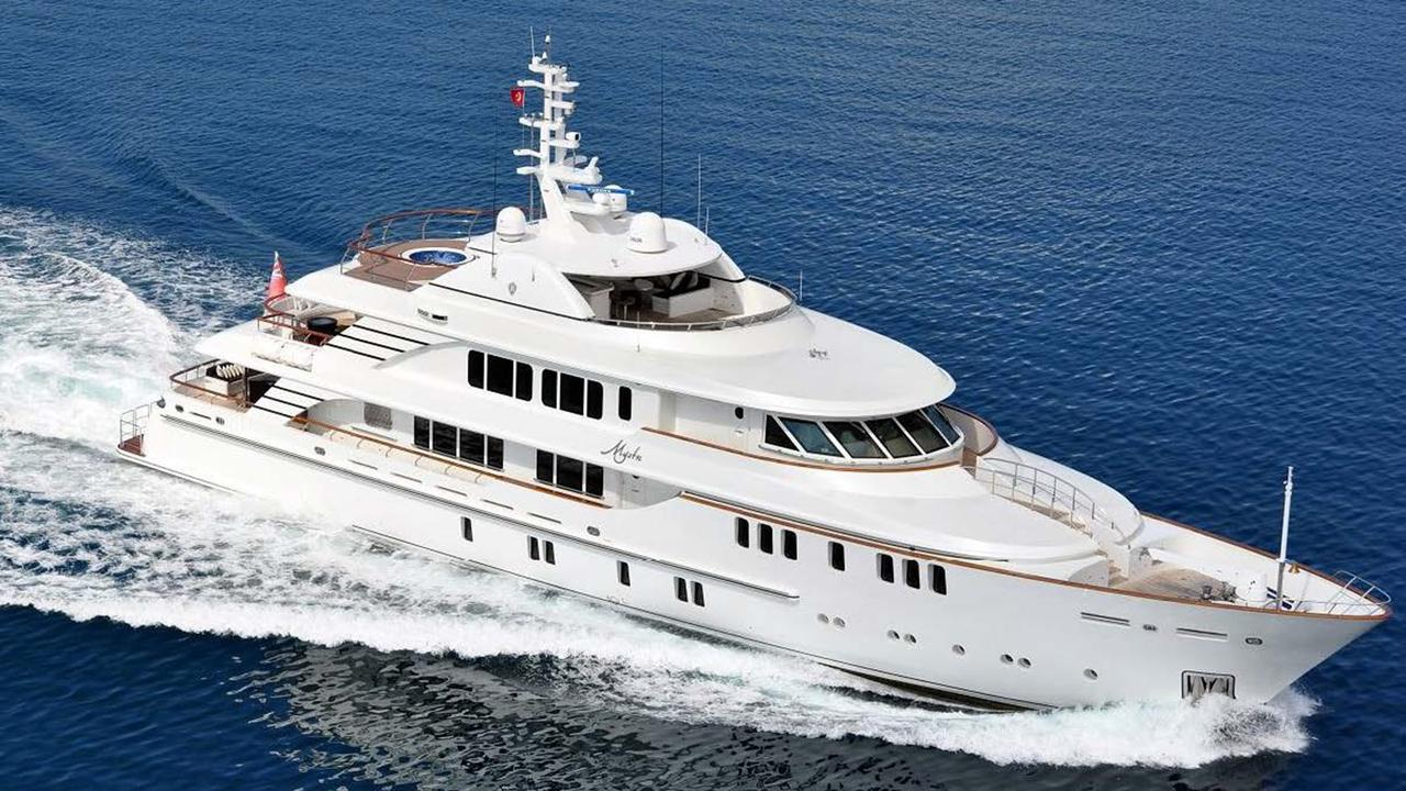 Mystic yacht for sale cmb yachts luxury motor yacht for Luxury motor boats for sale