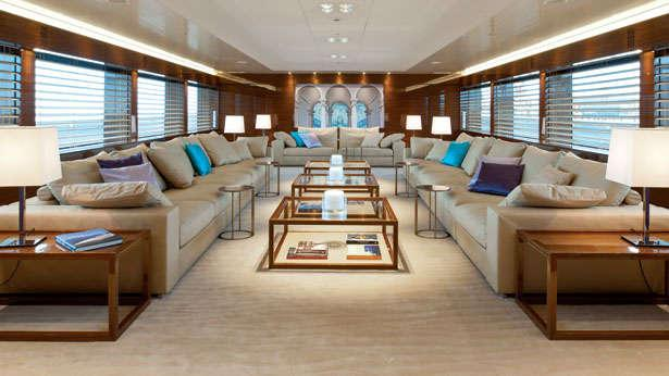 creativexcess archive yacht interior design ideas - Boat Interior Design Ideas