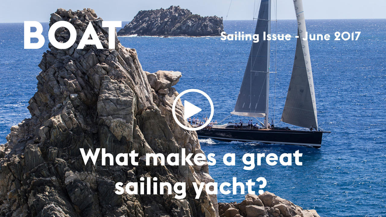 Great Sailing Quotes: Video: What Makes A Great Sailing Superyacht?