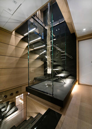 The Best Superyacht Staircases In The World Boat