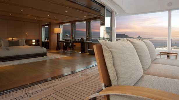 Musashi The Yacht Where Industrial Design Meets A