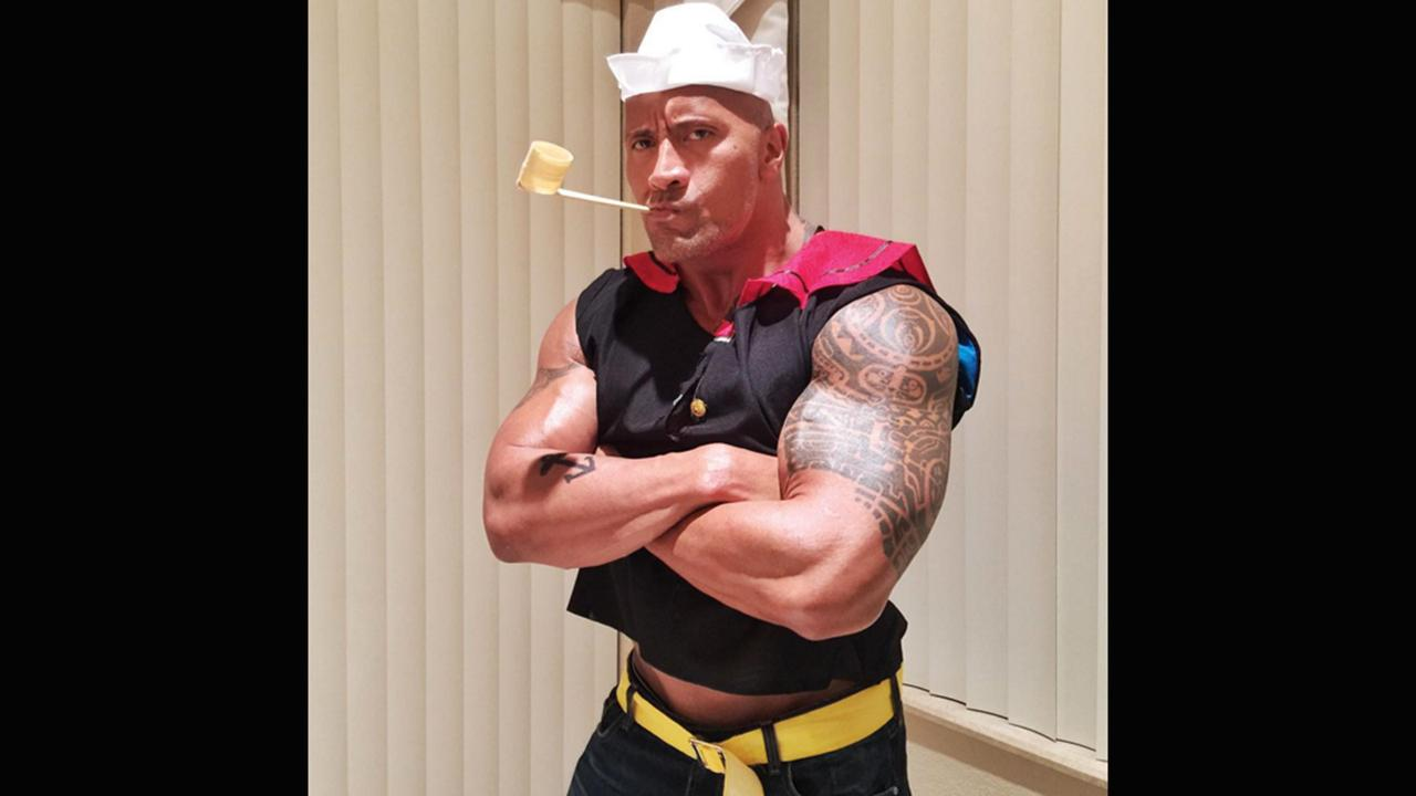 The Rock Halloween Costume 30422 | CINEMARKS