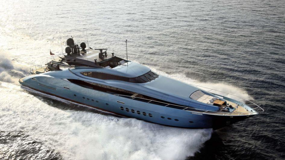 Blue ice yacht for sale boat international for Ice scratcher boat motor for sale