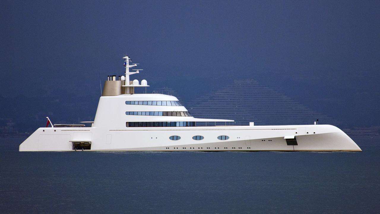 Motor Yacht Boat International