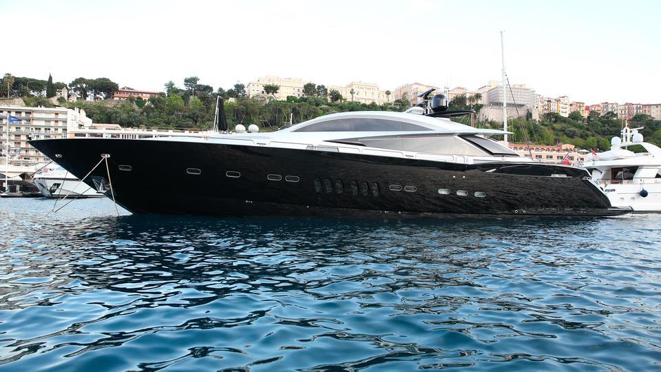 Iceman yacht