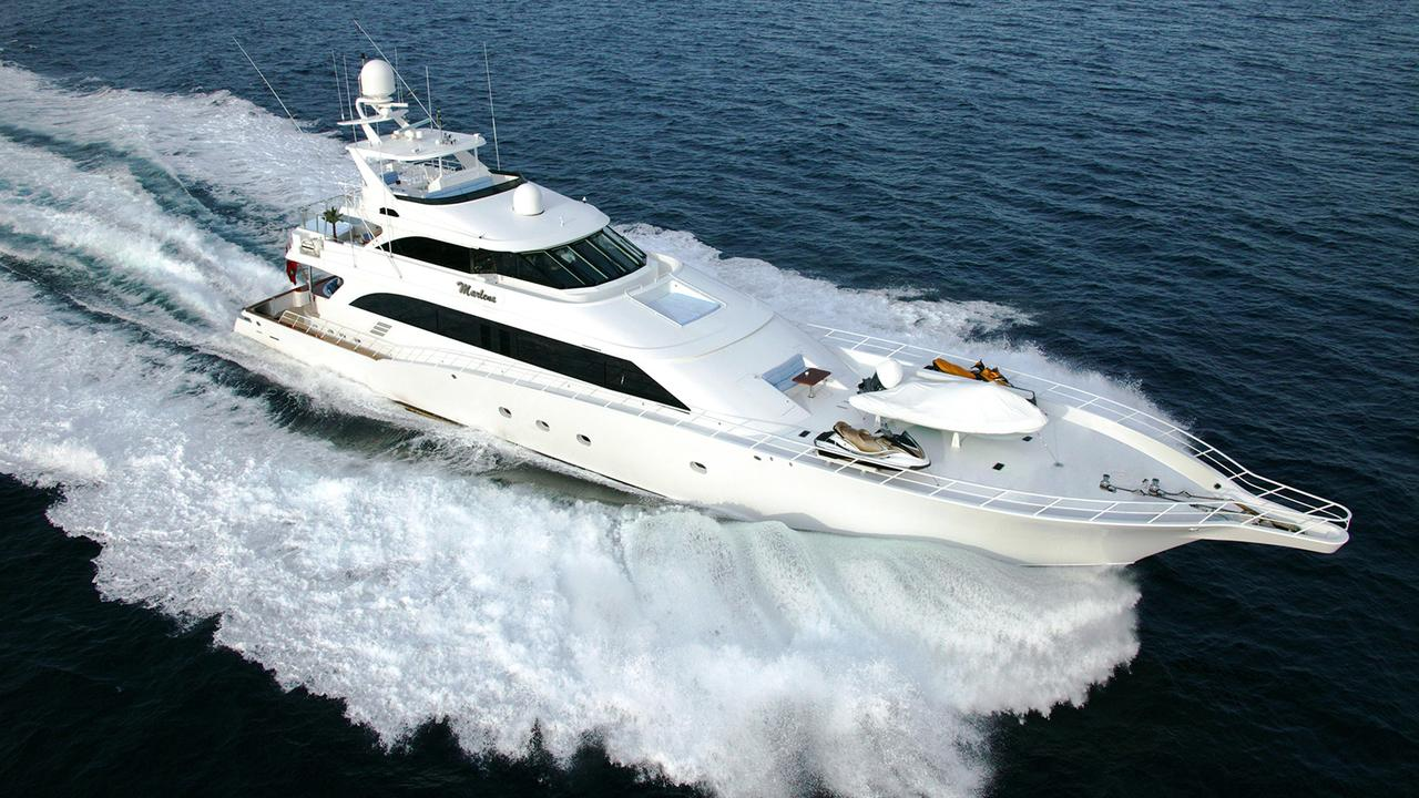 Trinity sportfish superyacht Marlena sold | Boat International