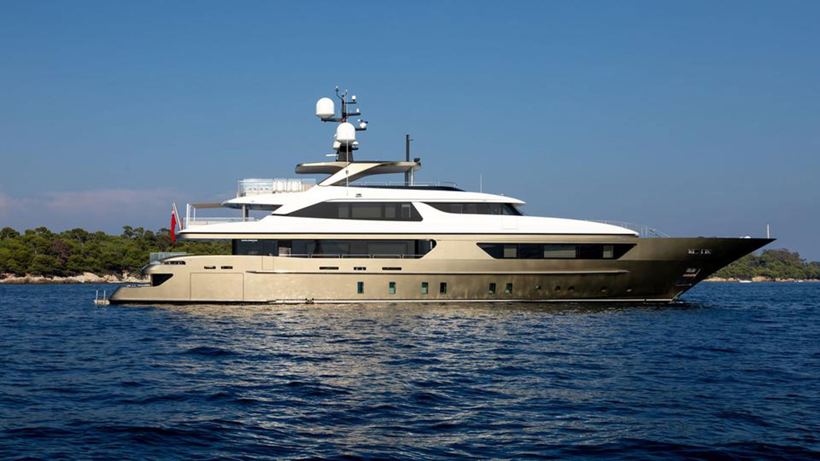 Trident - yacht sold
