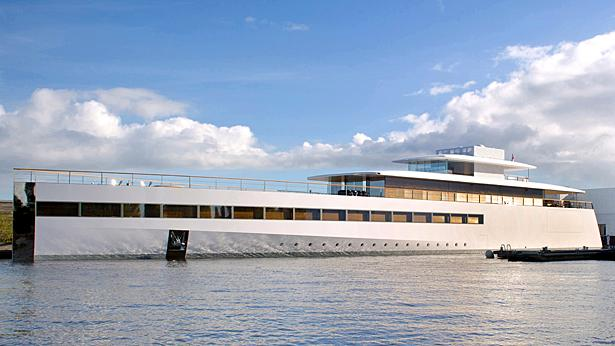Follow In The Wake Of Steve Jobs Yacht 9 Destinations Visited By Superyacht Venus