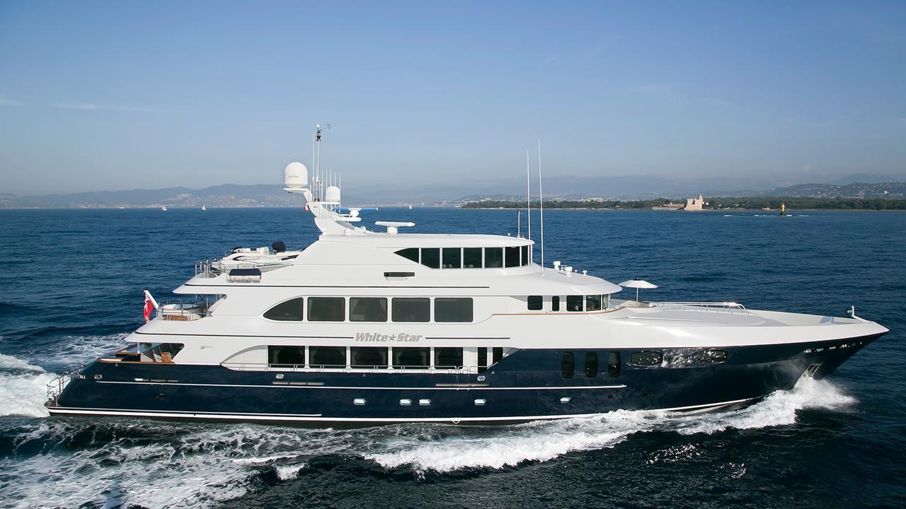 Star Motor Sales >> Trinity motor yacht White Star sold | Boat International