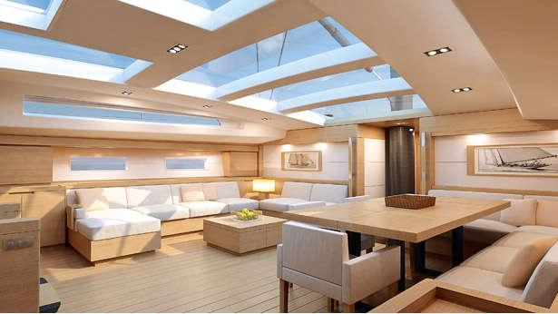 the use of glass on superyachts