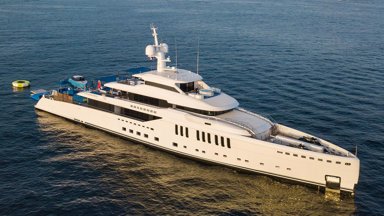Custom Superyacht Seasense Delivered By Benetti Boat International