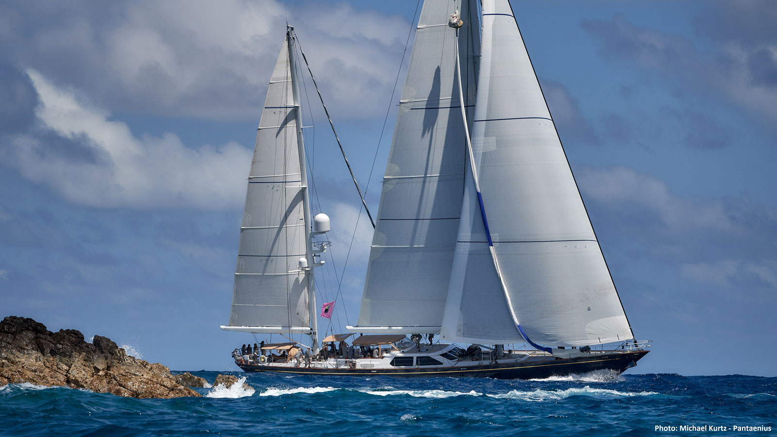 Blue Too - yacht for sale
