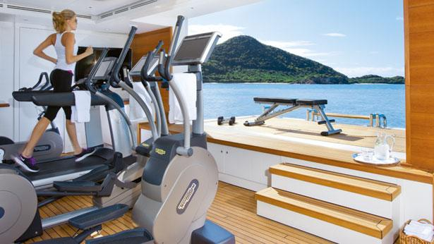 The best equipment for your superyacht gym | Boat International