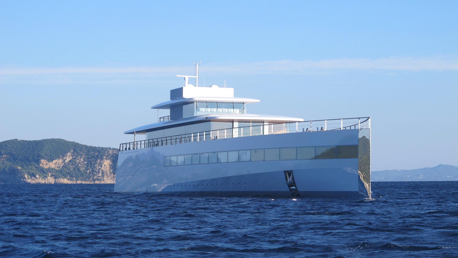Venus Yacht Post Refit