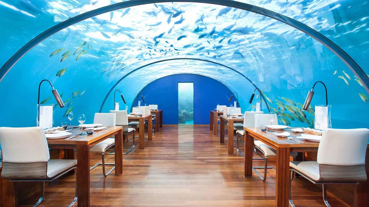 Eat At The Six Best Underwater Restaurants In The World Boat