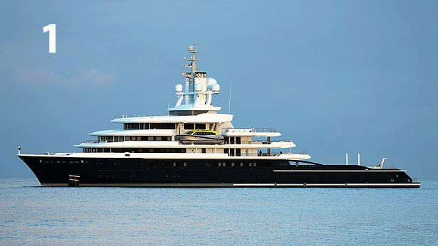 10 most expensive superyachts sold in 2014 | Boat International
