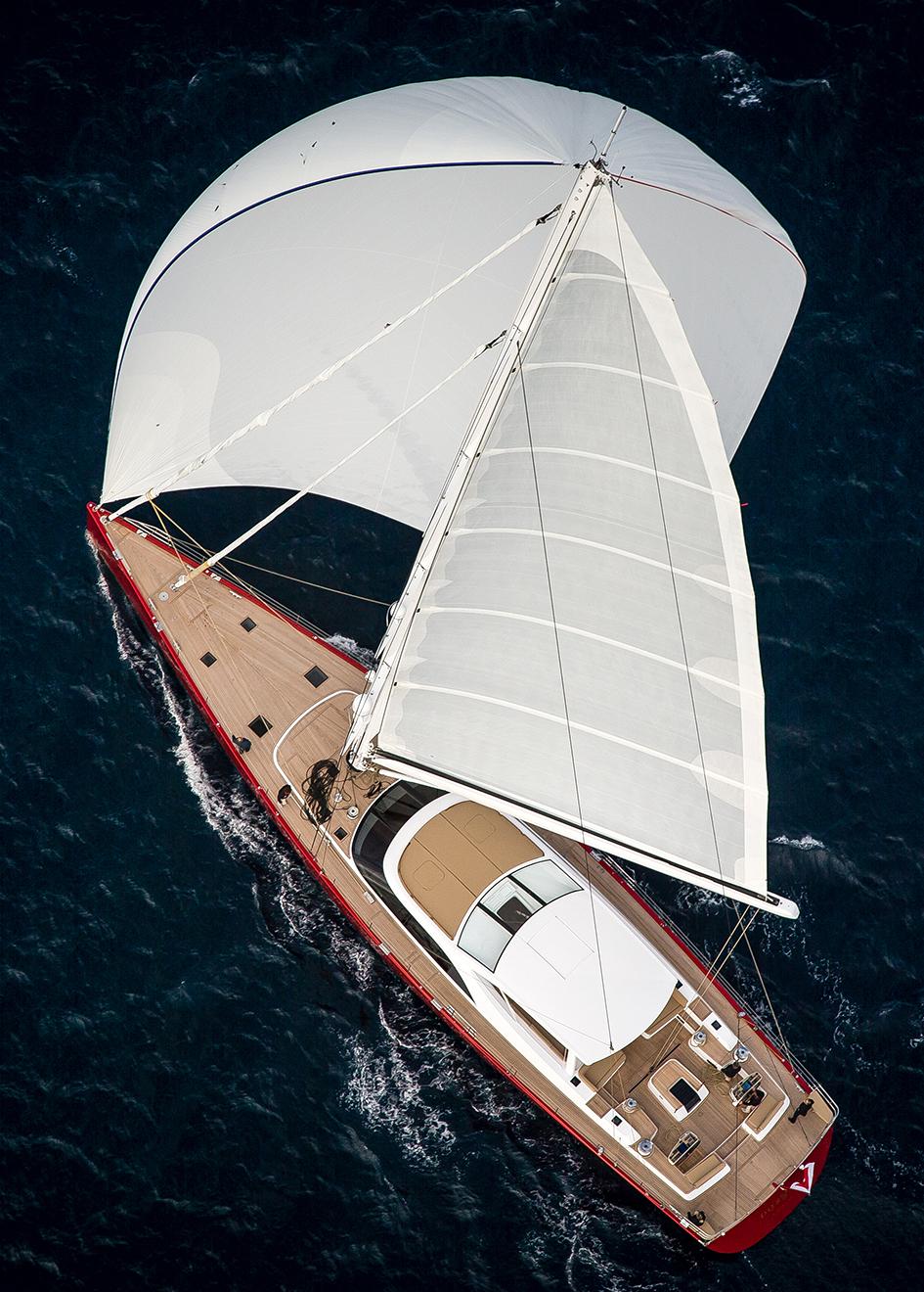 Doryan Sailing Yacht
