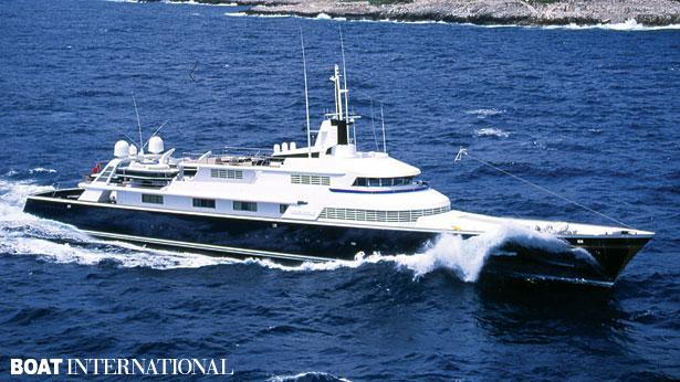 iconic yachts  carinthia vi