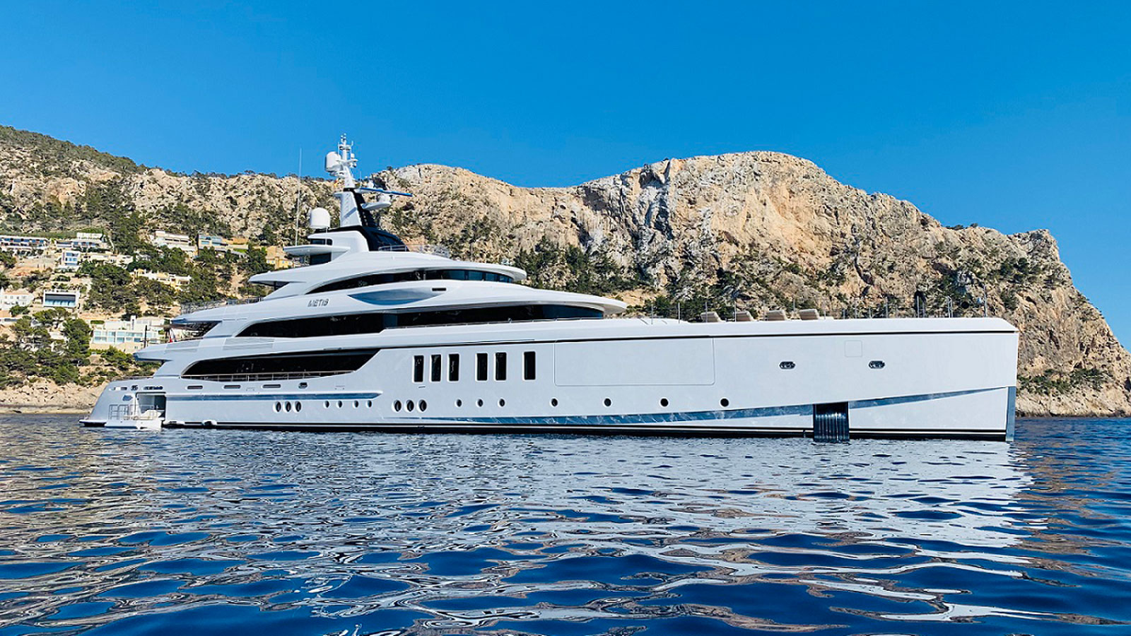 Video]: Inside the 63 Metre Recently Delivered Benetti Superyacht Metis | Boat International