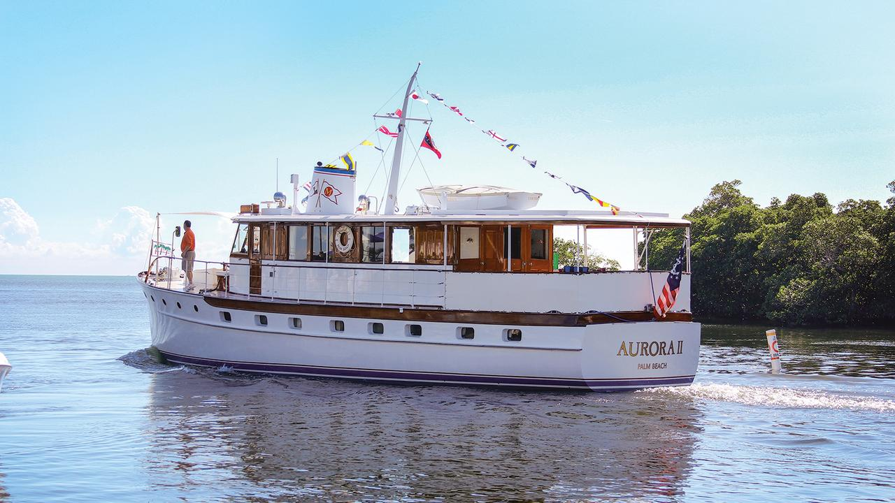 8 Reasons To Own A Classic Yacht Boat International