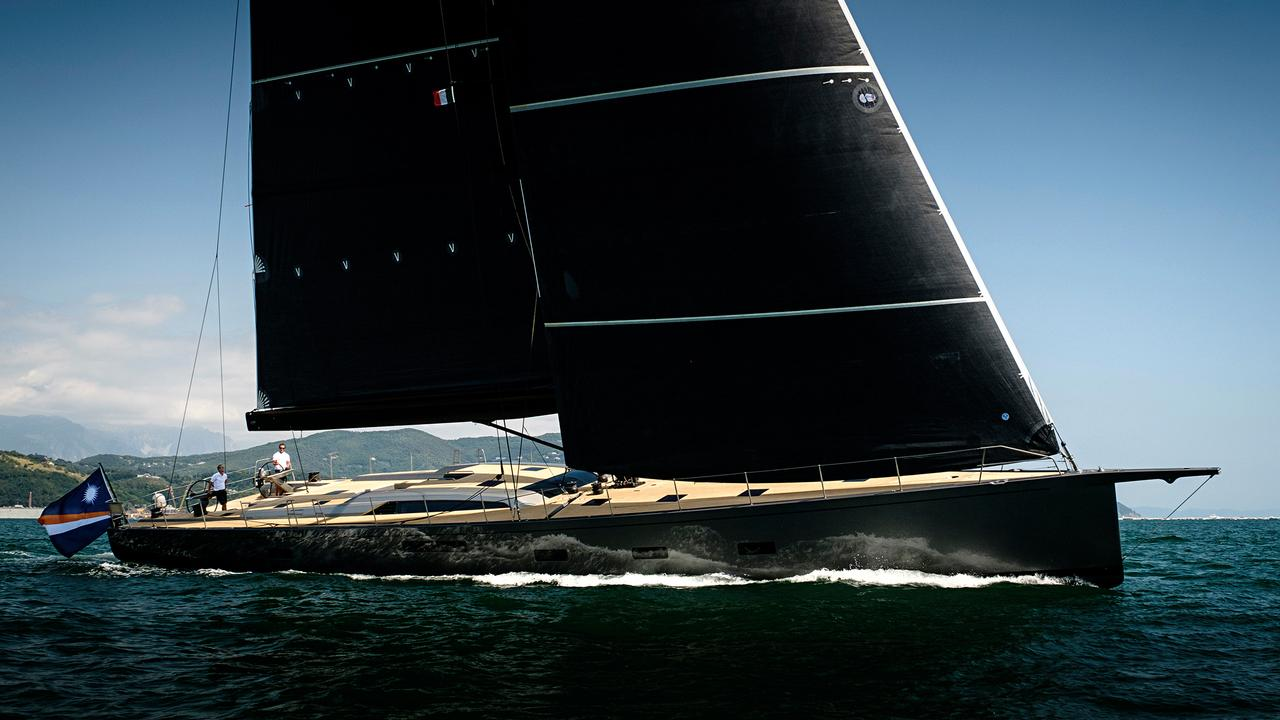 Sorceress: The spellbinding sailing superyacht from Southern Wind