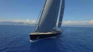The Top 50 Largest Sailing Yachts in the World: A Guide to