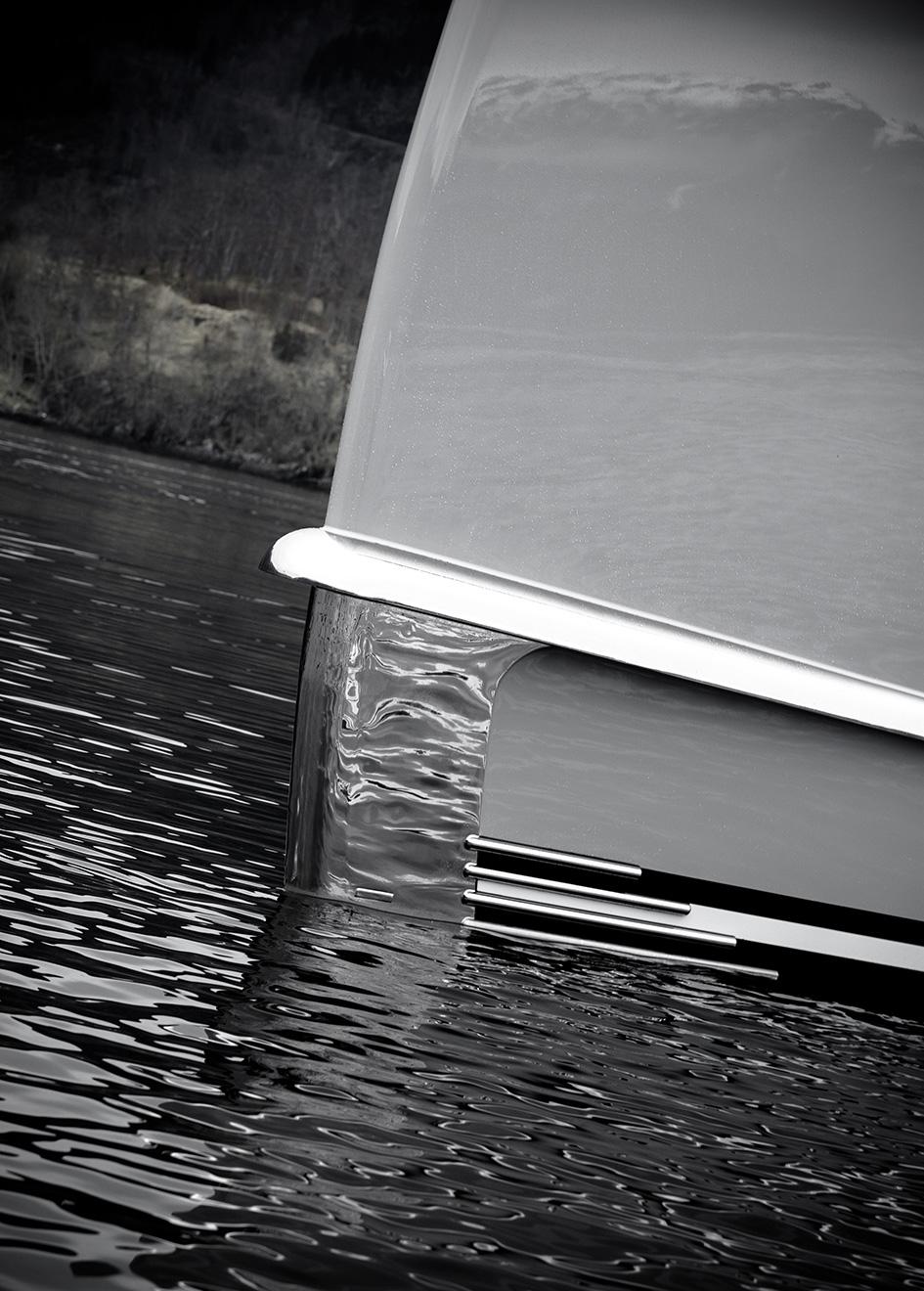 Portrait Event Yacht Bow