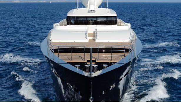 designing crew quarters aboard superyachts boat