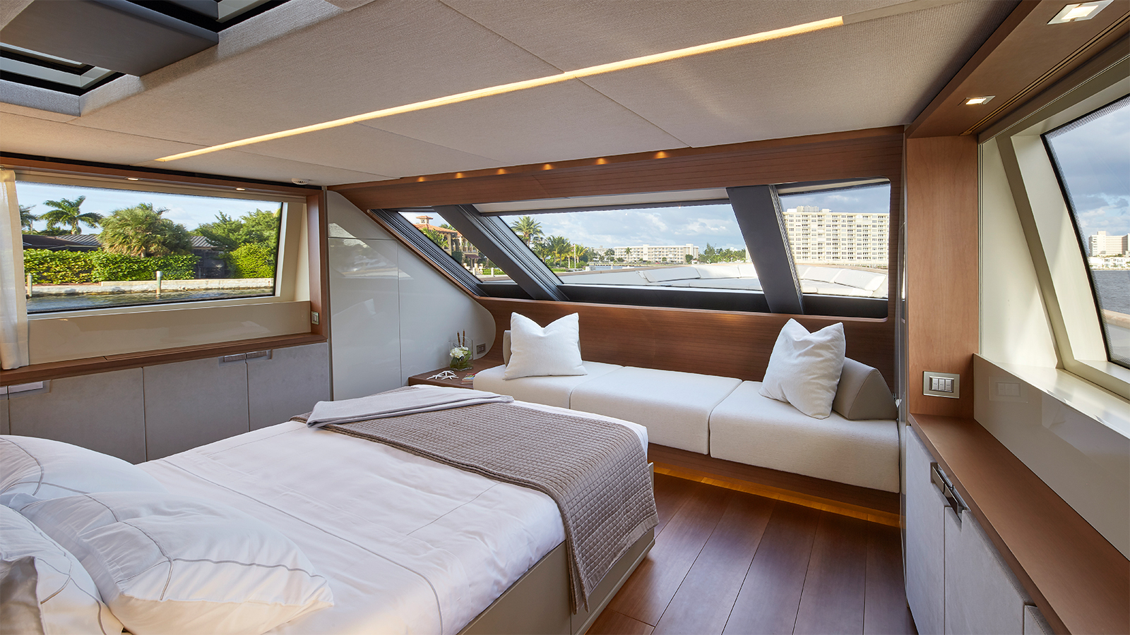 Owners Stateroom O Superyacht