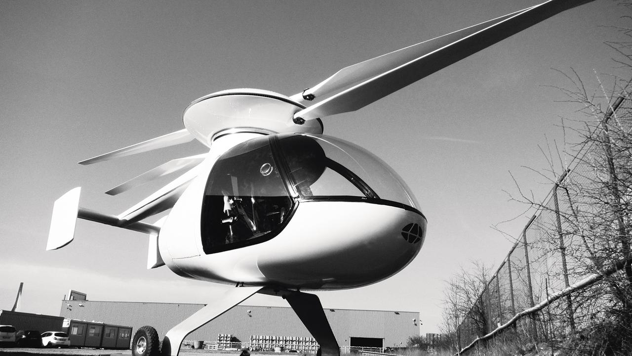 To the future and beyond: The aviation innovations set to replace your car