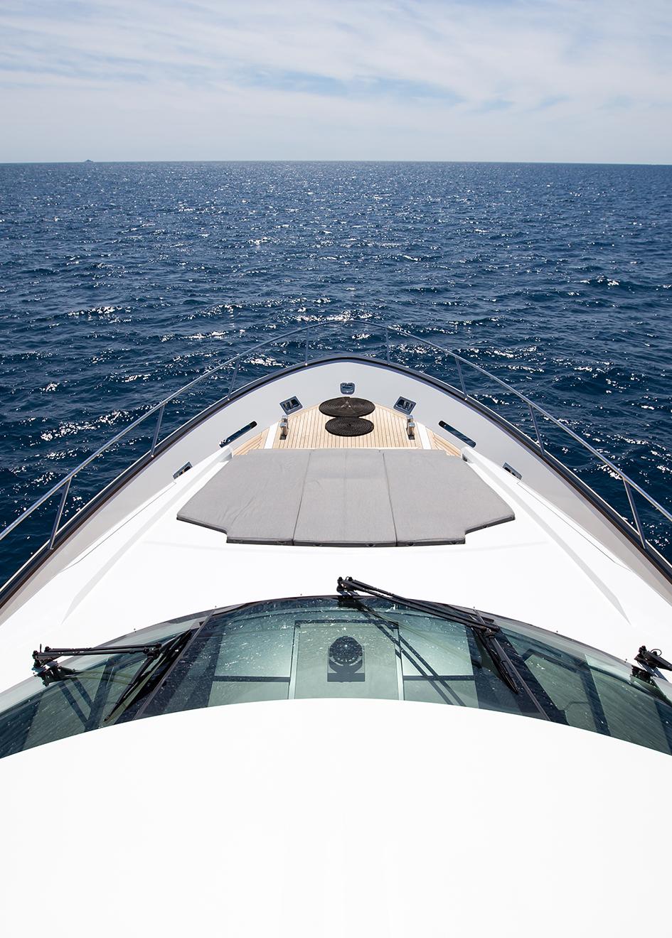 Fx Yachts Bow