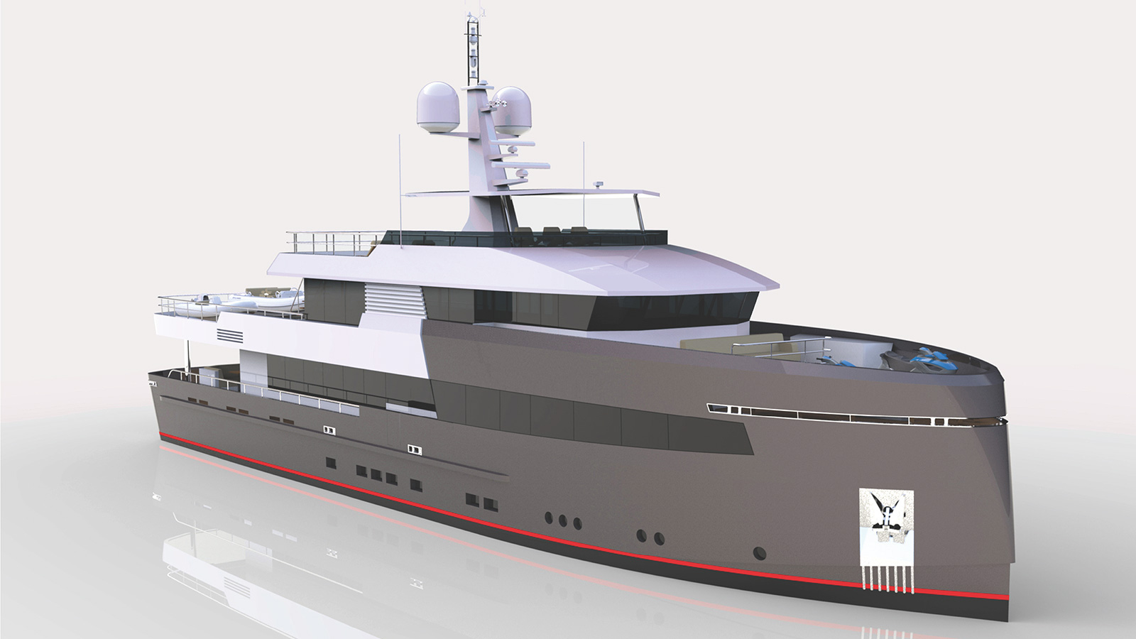 bow-view-of-the-inace-fhi-115-yacht-concept