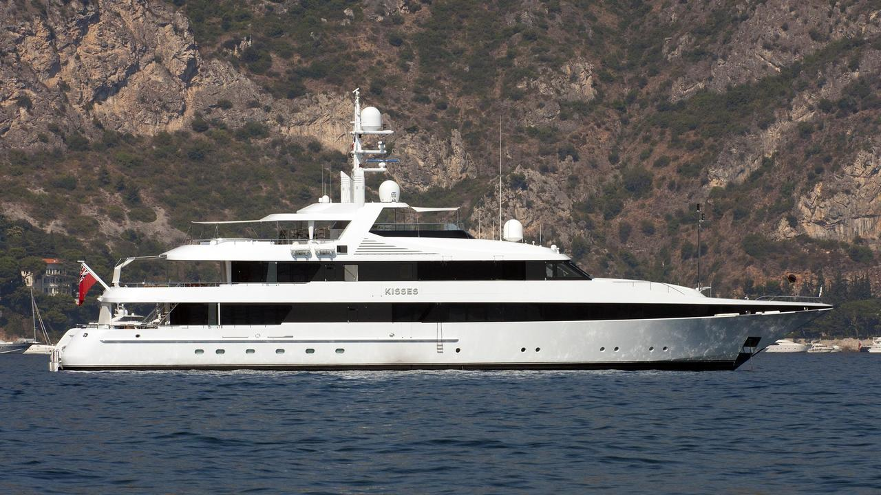feadship motor yacht kisses now for sale with burgess