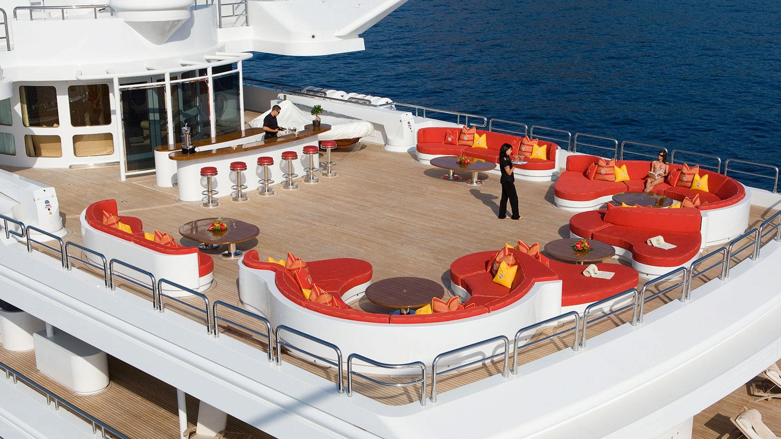 Indian Empress old sun deck