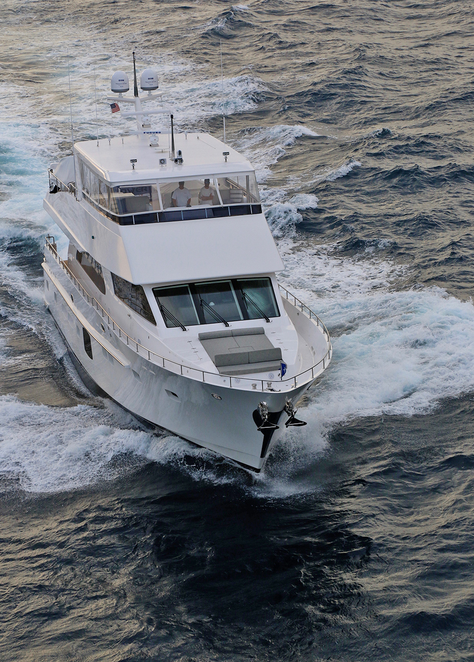 bow-running-shot-of-the-hargrave-custom-yacht-freedom
