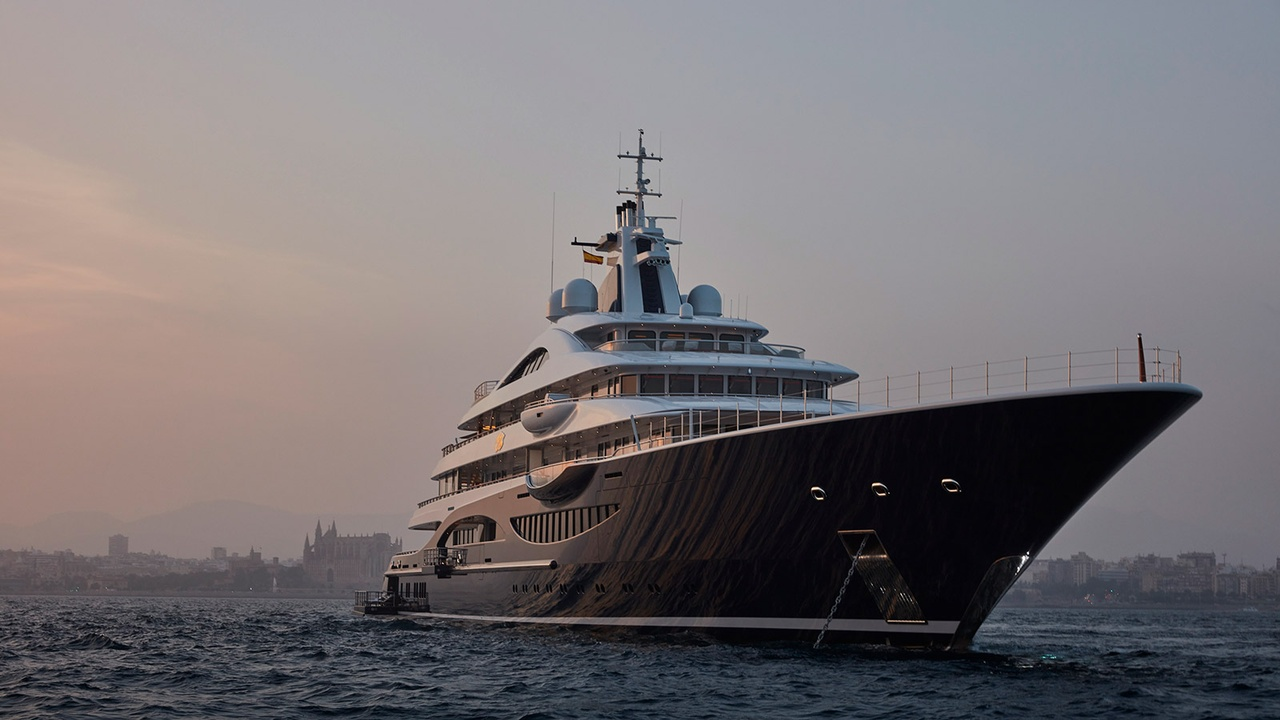 In pictures: Inside the 111m Lürssen superyacht Tis | Boat