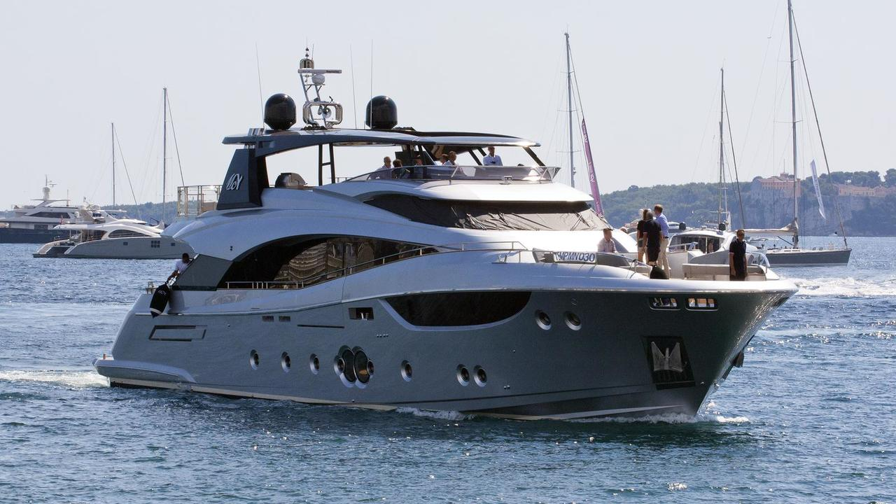 Monte Carlo Yachts celebrates launch of MCY 105 with gala ...
