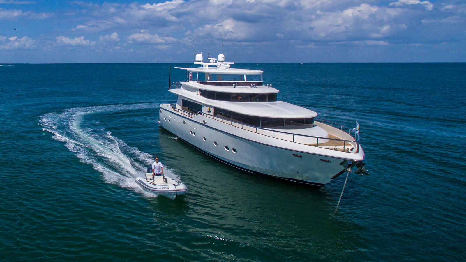 Moon River - yacht sold