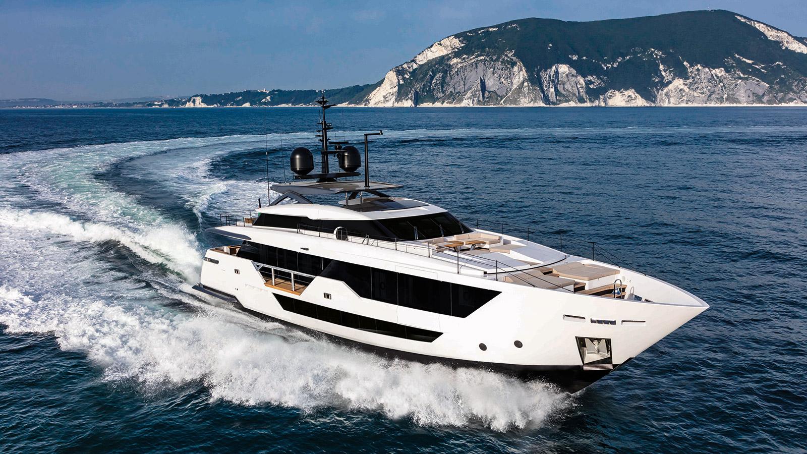 IV DREAMS yacht (Custom Line, 32.79m, 2019) | Boat International