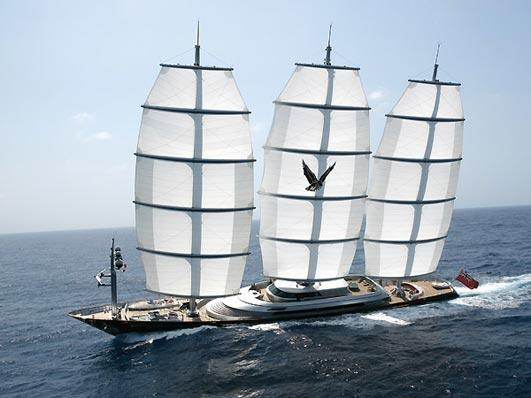 Maltese Falcon Sold By Burgess Boat International