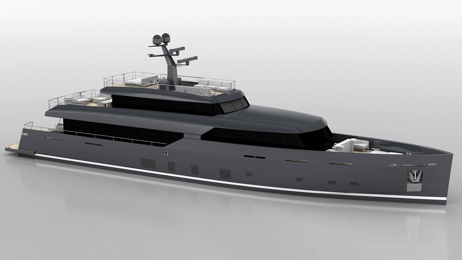 Logica 135 Yacht