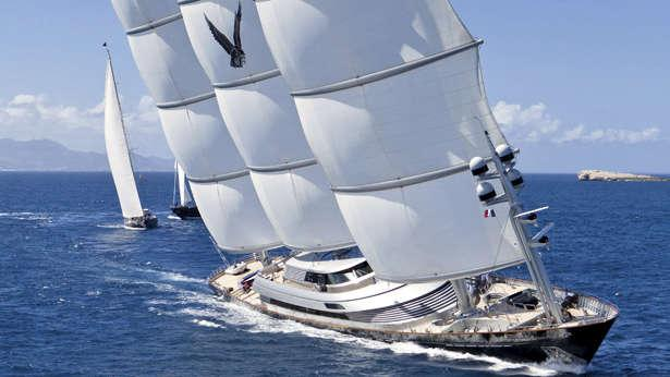 The development of the high-tech DynaRig on sailing