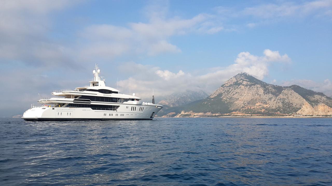 On board Sunrise Yachts Irimari | Boat International